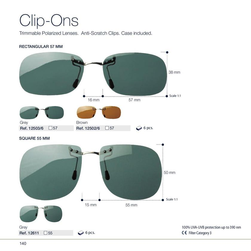 clip ons glasses centrostyle