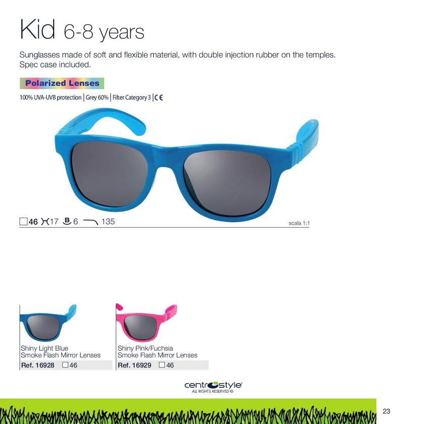 Centrostyle Baby Glasses